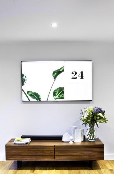Garden room interior ideas