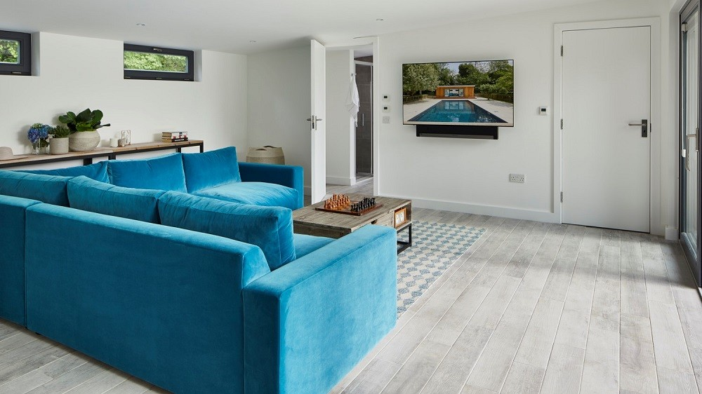 Garden lounge designed by Rooms Outdoor
