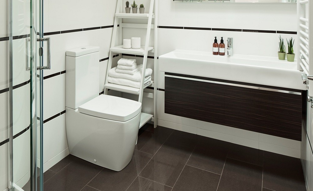 At Rooms Outdoor we have exceptional finishing standards for your garden room bathroom