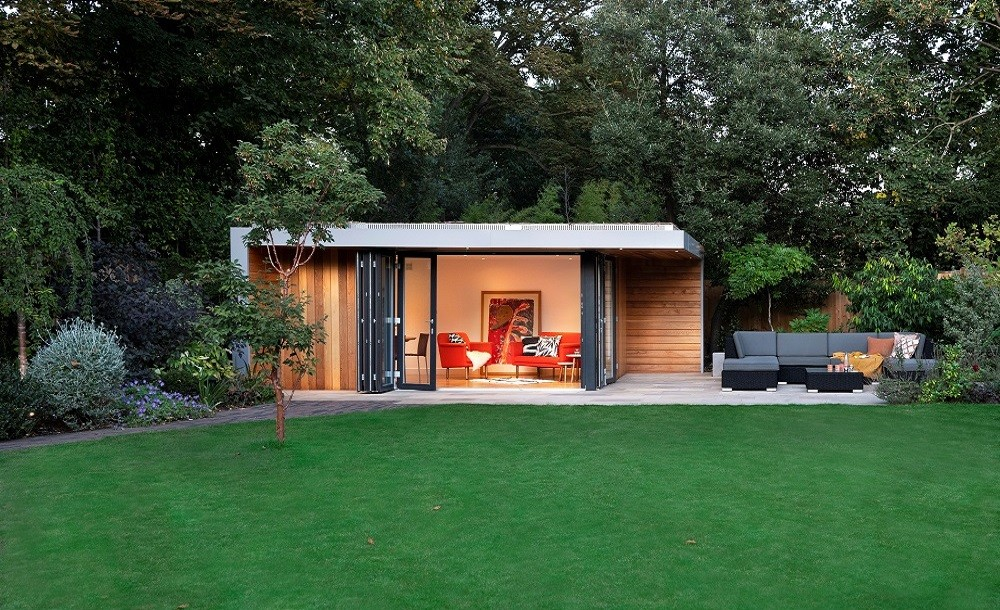 Garden office in London
